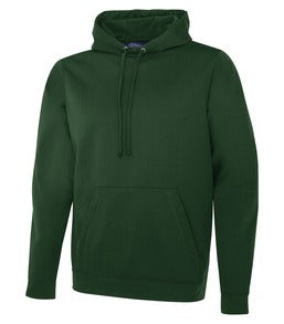 FOREST GREEN ATC GAME DAY FLEECE HOODED SWEATSHIRT. F2005
