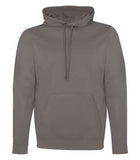 COAL GREY ATC GAME DAY FLEECE HOODED SWEATSHIRT. F2005