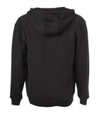 BLACK / BLACK ATC PRO FLEECE HOODED SWEATSHIRT. F200