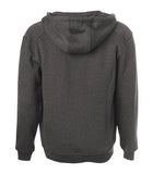 CHARCOAL /  CHARCOAL ATC PRO FLEECE HOODED SWEATSHIRT. F200
