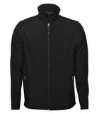 BLACK COAL HARBOUR® EVERYDAY SOFT SHELL JACKET. J7603