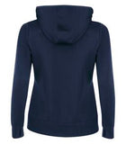TRUE NAVY ATC GAME DAY FLEECE HOODED LADIES' SWEATSHIRT. L2005