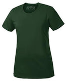 FOREST GREEN ATC PRO TEAM SHORT SLEEVE LADIES' TEE. L350