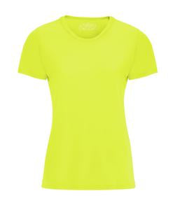 EXTREME YELLOW ATC PRO TEAM SHORT SLEEVE LADIES' TEE. L350
