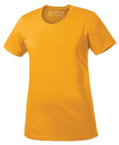 GOLD ATC PRO TEAM SHORT SLEEVE LADIES' TEE. L350