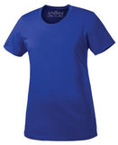 TRUE ROYAL ATC PRO TEAM SHORT SLEEVE LADIES' TEE. L350