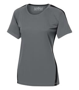COAL GREY / BLACK ATC PRO TEAM HOME & AWAY LADIES' JERSEY. L3519