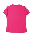 WILD RASPBERRY ATC PRO TEAM SHORT SLEEVE V-NECK LADIES' TEE. L3520