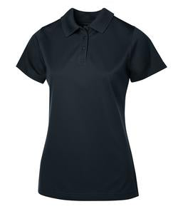 DARK NAVY COAL HARBOUR® SNAG PROOF POWER LADIES' SPORT SHIRT. L4005