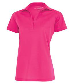 PINK RASPBERRY COAL HARBOUR® EVERYDAY LADIES' SPORT SHIRT. L4007
