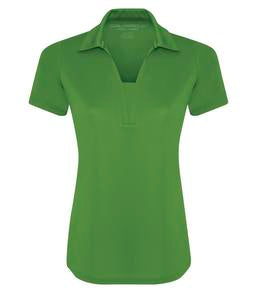 VINE GREEN COAL HARBOUR® CITY TECH SNAG RESISTANT LADIES' SPORT SHIRT. L4015