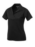 BLACK COAL HARBOUR® SNAG RESISTANT LADIES' SPORT SHIRT. L445