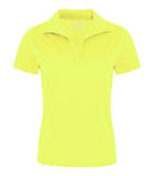 SAFETY GREEN COAL HARBOUR® SNAG RESISTANT LADIES' SPORT SHIRT. L445