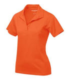 SAFETY ORANGE COAL HARBOUR® SNAG RESISTANT LADIES' SPORT SHIRT. L445