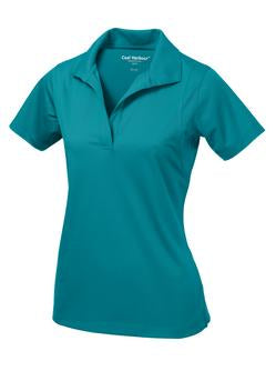TROPIC BLUE COAL HARBOUR® SNAG RESISTANT LADIES' SPORT SHIRT. L445