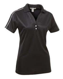BLACK COAL HARBOUR® PRISM LADIES' SPORT SHIRT. L470