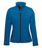 IMPERIAL BLUE HARBOUR® EVERYDAY SOFT SHELL LADIES' JACKET. L7603