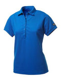 ELECTRIC BLUE OGIO® JEWEL LADIES' POLO. LOG101