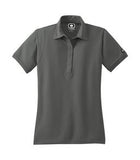 DIESEL GREY OGIO® JEWEL LADIES' POLO. LOG101