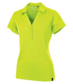 NITRO YELLOW OGIO® FRAMEWORK LADIES' POLO. LOG125