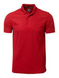 SIGNAL RED OGIO® CALIBER 2.0 POLO. OG101