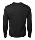 BLACK ATC PRO TEAM LONG SLEEVE TEE. S350LS