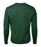 FOREST GREEN ATC PRO TEAM LONG SLEEVE TEE. S350LS