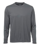 COAL GREY ATC PRO TEAM LONG SLEEVE TEE. S350LS