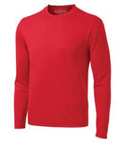 TRUE RED ATC PRO TEAM LONG SLEEVE TEE. S350LS