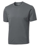COAL GREY ATC PRO TEAM SHORT SLEEVE TEE. S350