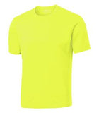 EXTREME YELLOW ATC PRO TEAM SHORT SLEEVE TEE. S350