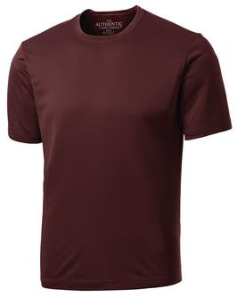 MAROON ATC PRO TEAM SHORT SLEEVE TEE. S350