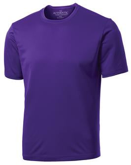 PURPLE ATC PRO TEAM SHORT SLEEVE TEE. S350