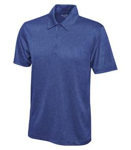 COBALT HEATHER ATC PRO TEAM HEATHER ProFORMANCE SPORT SHIRT. S3518