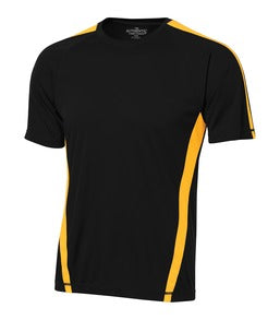 BLACK / GOLD ATC PRO TEAM HOME & AWAY JERSEY. S3519