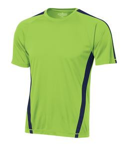 LIME SHOCK / TRUE NAVY ATC PRO TEAM HOME & AWAY JERSEY. S3519