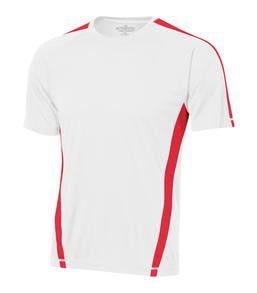 WHITE / TRUE RED ATC PRO TEAM HOME & AWAY JERSEY. S3519