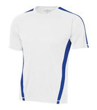 WHITE / TRUE ROYAL ATC PRO TEAM HOME & AWAY JERSEY. S3519