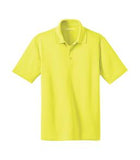 SAFETY YELLOW COAL HARBOUR® SNAG PROOF POWER SPORT SHIRT. S4005