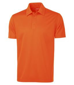 NEON ORANGE COAL HARBOUR® EVERYDAY SPORT SHIRT. S4007