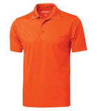 ORANGE COAL HARBOUR® SNAG RESISTANT SPORT SHIRT. S445