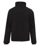 BLACK COAL HARBOUR® PREMIER INSULATED SOFT SHELL YOUTH JACKET. Y0763