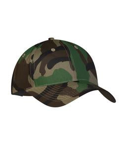 CAMO ATC MID PROFILE TWILL YOUTH CAP. Y130