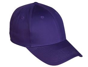 PURPLE ATC MID PROFILE TWILL YOUTH CAP. Y130