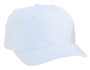WHITE ATC MID PROFILE TWILL YOUTH CAP. Y130