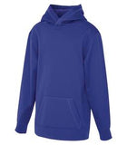 TRUE ROYAL ATC GAME DAY FLEECE HOODED YOUTH SWEATSHIRT. Y2005