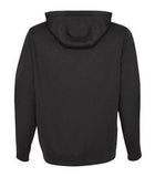 CHARCOAL HEATHER ATC GAME DAY FLEECE HOODED YOUTH SWEATSHIRT. Y2005