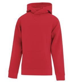 TRUE RED ATC ES ACTIVE HOODED YOUTH SWEATSHIRT. Y2016