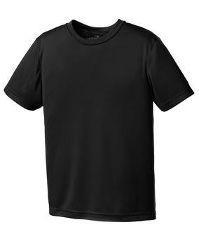 BLACK ATC PRO TEAM YOUTH TEE. Y350