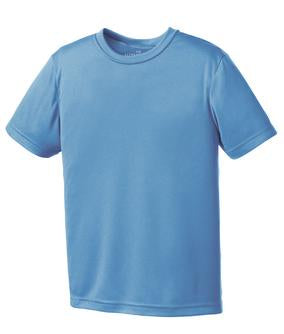 CAROLINA BLUE ATC PRO TEAM YOUTH TEE. Y350